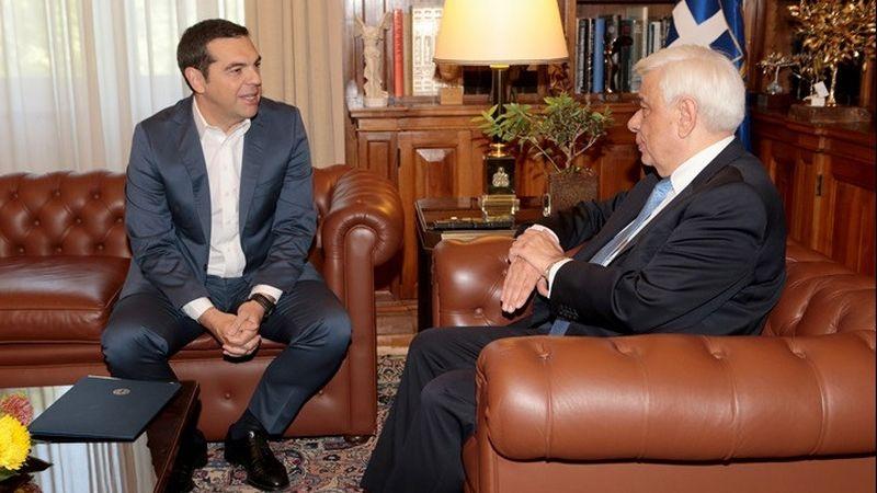 IΤσίπρας:Πρόωρες εκλογές για να μην διαταραχθεί ο ενάρετος κύκλος της ελληνικής οικονομίας
